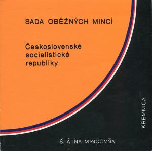 ČSSR/ČSFR - sady mincí