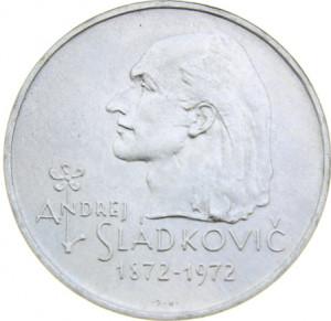 ČSR/ČSSR - pamětní mince